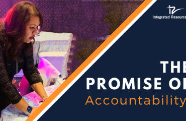 The Promise of Accountability